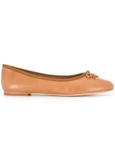 Tory Burch Tory charm ballerina shoes