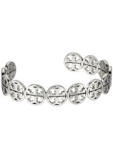 Tory Burch Logo Cuff Bracelet