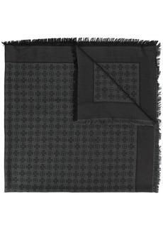 Tory Burch Logo Jacquard Traveller scarf
