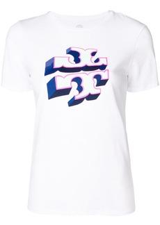Tory Burch logo print T-shirt