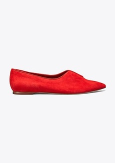 LUCIA SUEDE FLAT