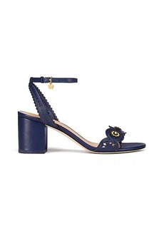 Tory Burch MARGUERITE PERFORATED SANDAL
