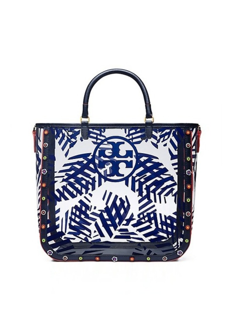 588b230e7f89 On Sale today! Tory Burch MARGUERITE PRINTED TOTE
