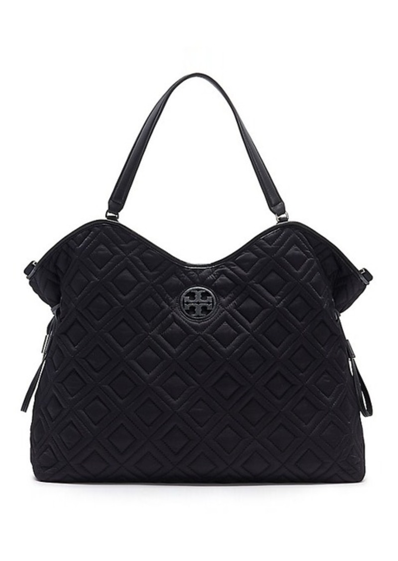 6dd647213b56 SALE! Tory Burch MARION QUILTED SLOUCHY BABY BAG