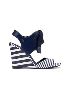MARITIME WEDGE SANDAL