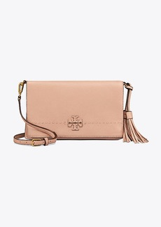 Tory Burch McGraw FOLD-OVER CROSS-BODY