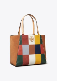 Tory Burch McGraw Patchwork Carryall