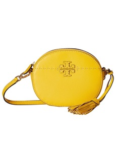 Tory Burch McGraw Round Crossbody