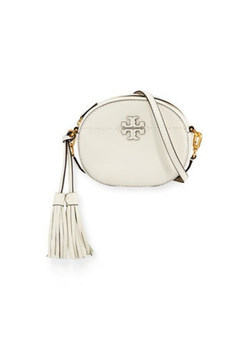 Tory Burch McGraw Round Crossbody Bag
