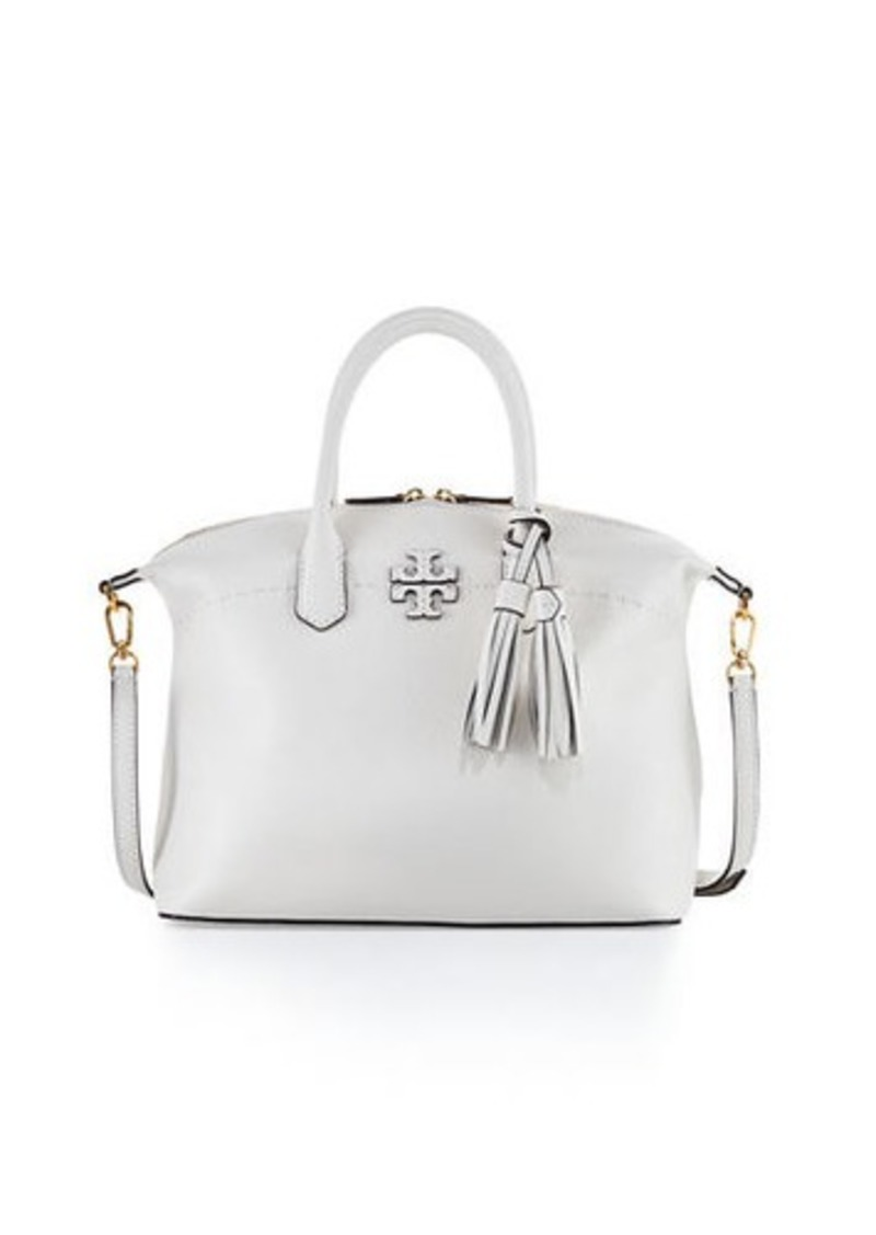 6333e9ba7 Tory Burch McGraw Slouchy Satchel Bag Now $358.00