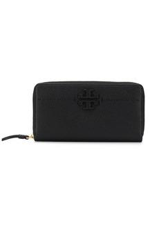 Tory Burch McGraw zip continental wallet