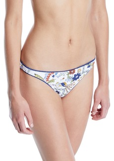 Tory Burch Meadow Folly Floral Hipster Bikini Bottom