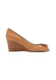 MELANIE PEEP-TOE WEDGE