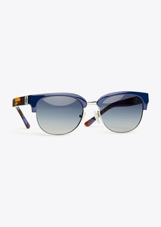 efb8ce40f7bec Tory Burch METAL-BRIDGE SUNGLASSES