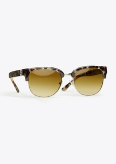Tory Burch METAL-BRIDGE SUNGLASSES