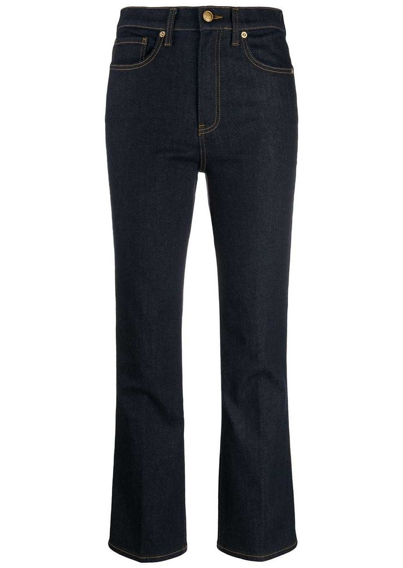 Tory Burch mid-rise jeans