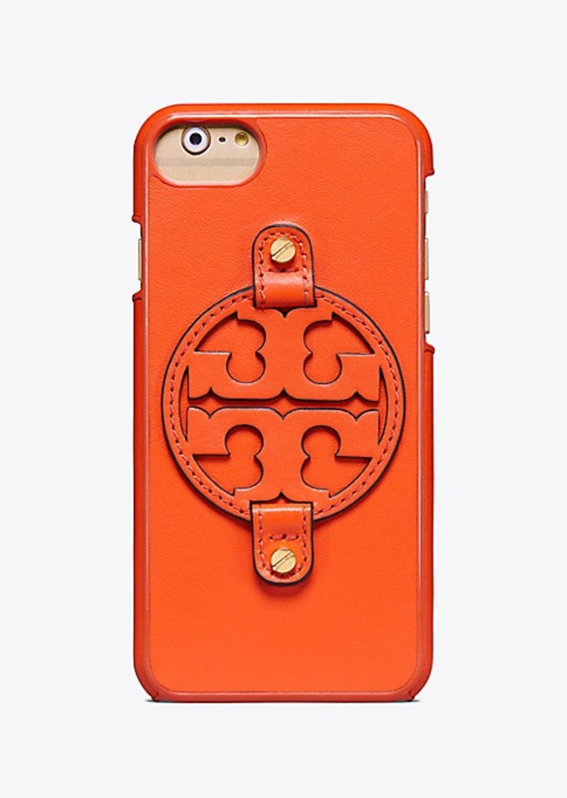 big sale fcf24 ad05d MILLER LEATHER CASE FOR IPHONE 8