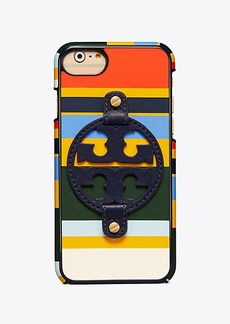 Tory Burch MILLER PRINTED LEATHER CASE FOR IPHONE 8