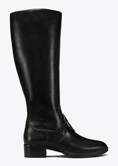 Tory Burch MILLER PULL-ON BOOT, LEATHER