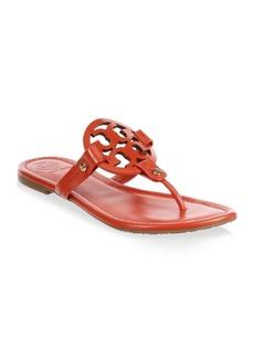 Tory Burch Miller Samba Leather Sandals