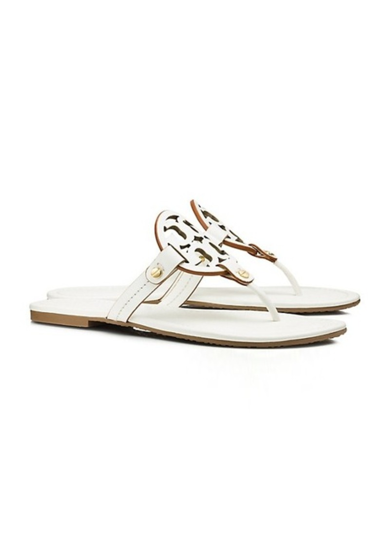 tory burch miller sandal shoes   shop it to me