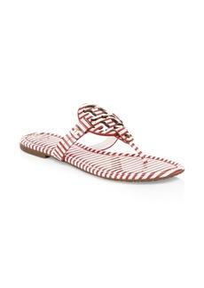4db0549d7bd671 Tory Burch Tory Burch Miller Neoprene Medallion Slip-On Sneaker Now ...