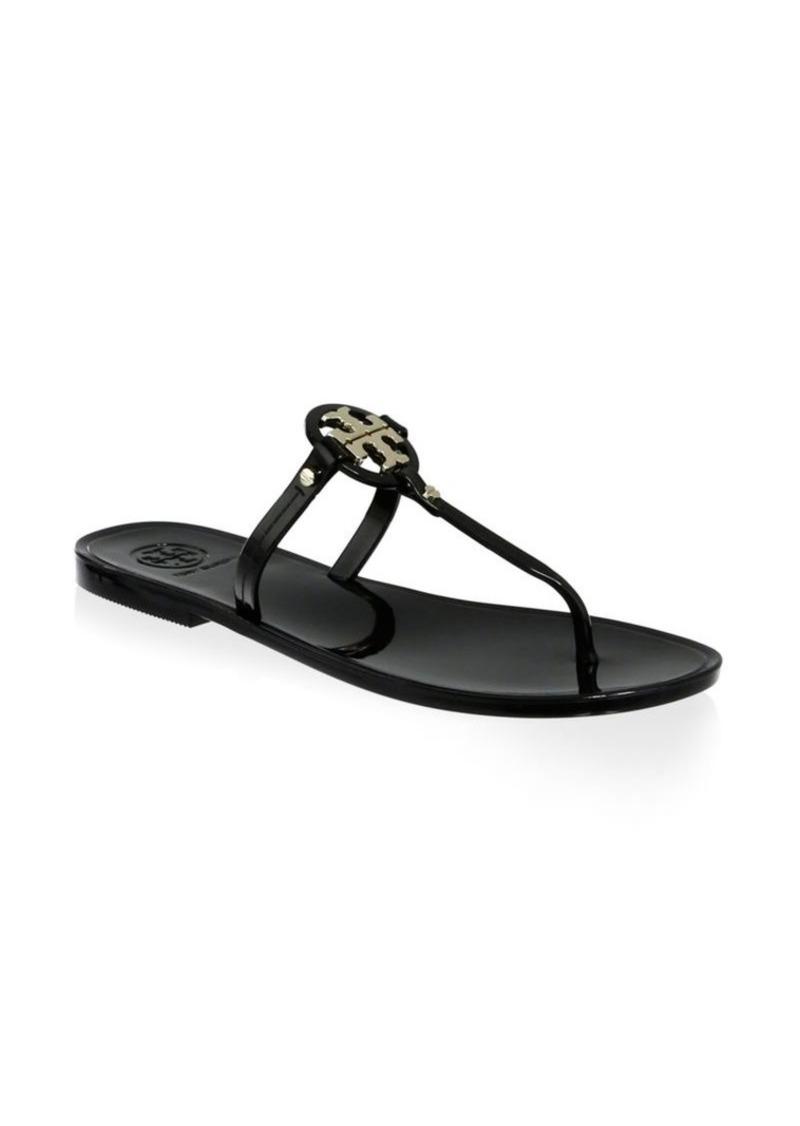 722ac59d6b1c Tory Burch Mini Miller Flat Thong Sandals
