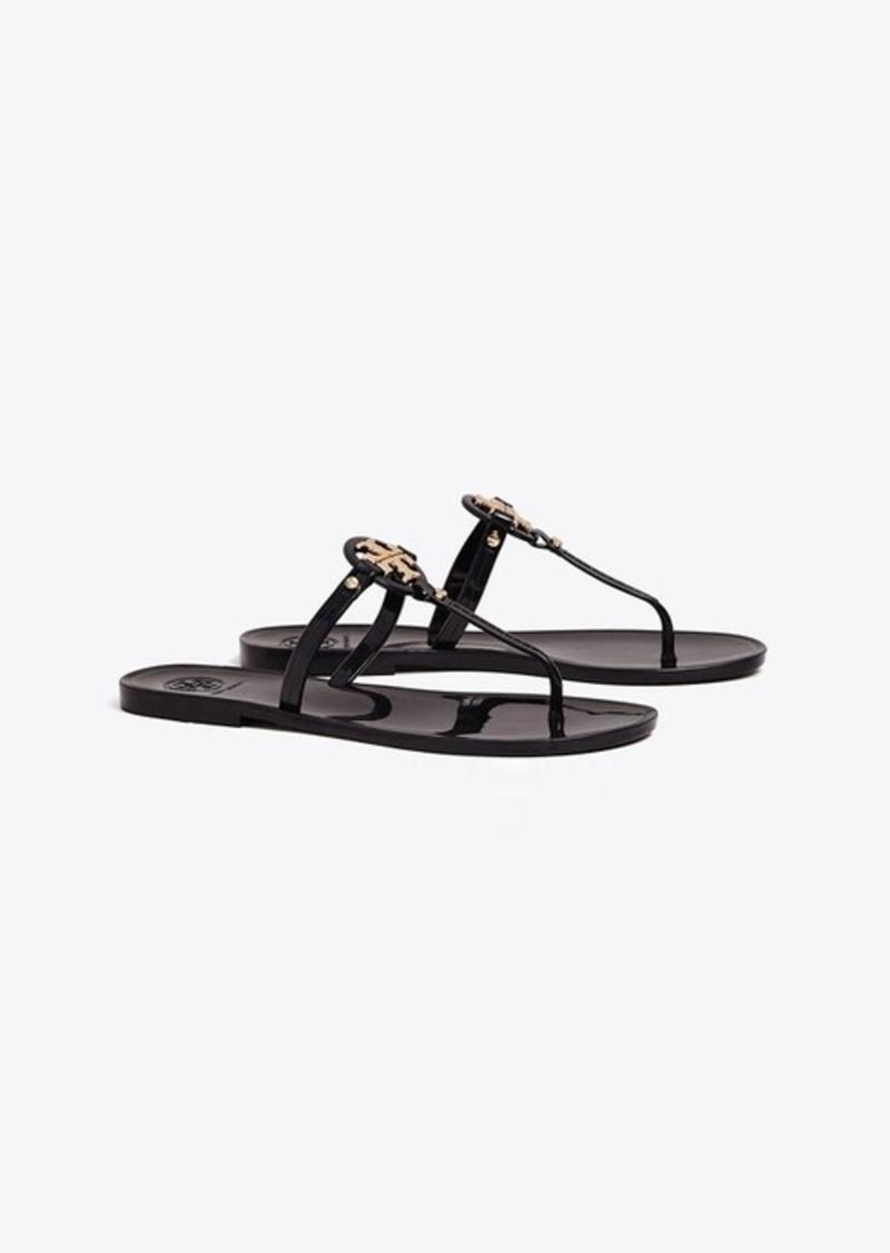 b4abe8cfb9 Tory Burch MINI MILLER FLAT THONG SANDAL   Shoes