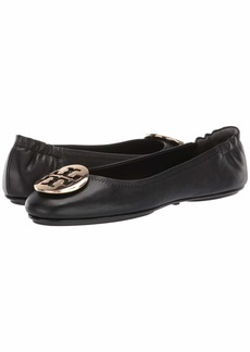Tory Burch Minnie Travel Ballet w/ Metal Logo