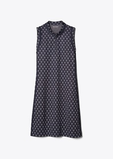 Tory Burch Net-T Sleeveless Track Dress