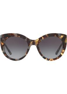 Tory Burch oversized cat-eye sunglasses