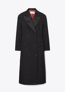 Tory Burch Oversized Twill Coat