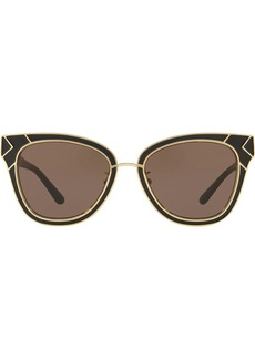 Tory Burch ovesized frame sunglasses