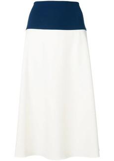 Tory Burch panel full skirt