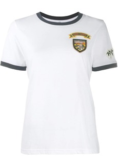 Tory Burch patches T-shirt