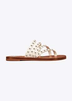 Tory Burch PATOS STUDDED FLAT SLIDE