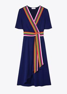 Tory Burch Peggy Wrap Dress