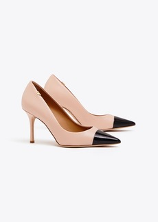 Tory Burch PENELOPE CAP-TOE PUMP