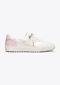 Tory Burch PERFORATED GOLF SNEAKERS