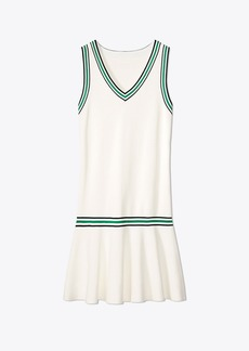 Tory Burch PERFORMANCE KNIT TENNIS DRESS