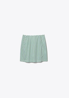 Tory Burch Performance Printed Golf Skirt