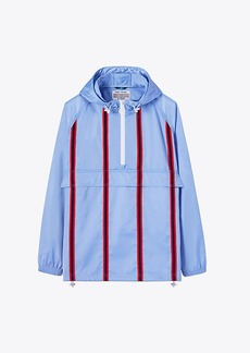 Tory Burch PERFORMANCE SATIN ANORAK