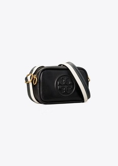Tory Burch Perry Bombé Double-Strap Mini Bag