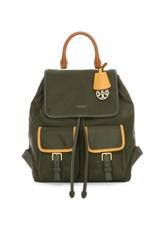 Tory Burch Perry Flap Top Backpack