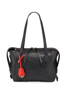 Tory Burch Perry Leather Satchel Bag