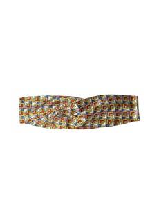 Tory Burch Picnic Box Silk Headband