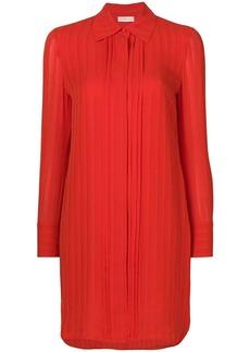 Tory Burch pleated shirt dress