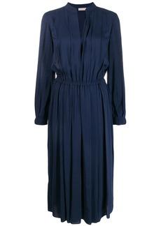 Tory Burch pleated tunic dress