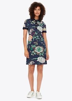Tory Burch PONTE POLO DRESS