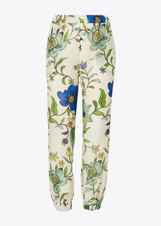 Tory Burch Printed Beach Pant